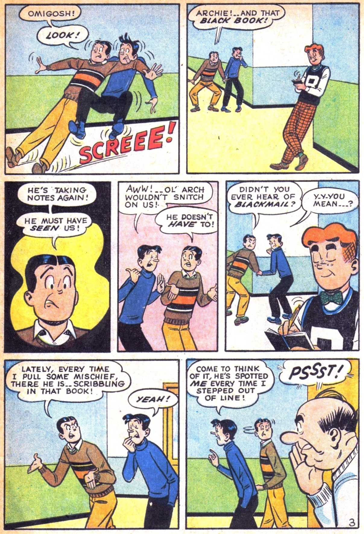 Read online Archie (1960) comic -  Issue #129 - 31