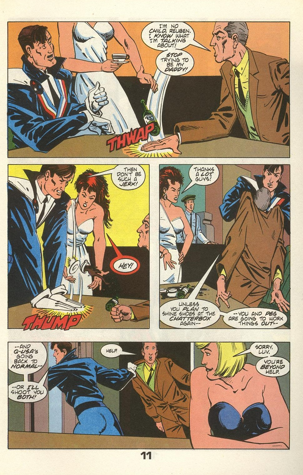 Read online American Flagg! comic -  Issue #35 - 15