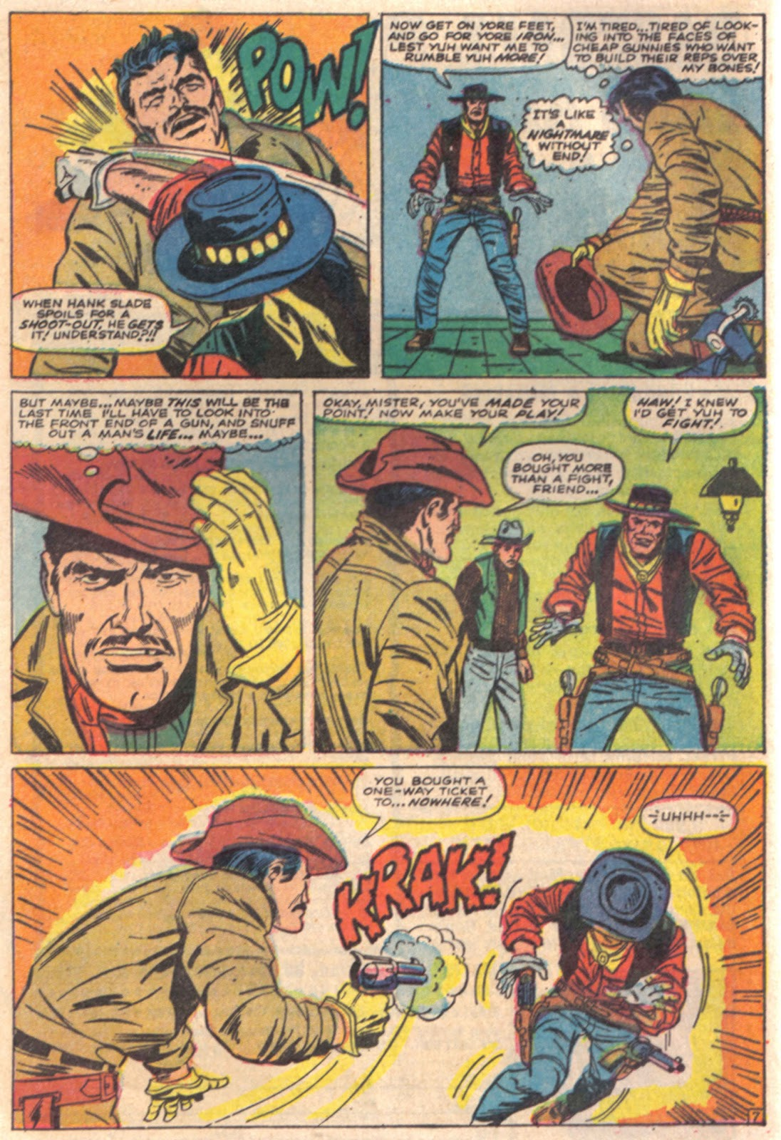 The Rawhide Kid (1955) issue 65 - Page 12