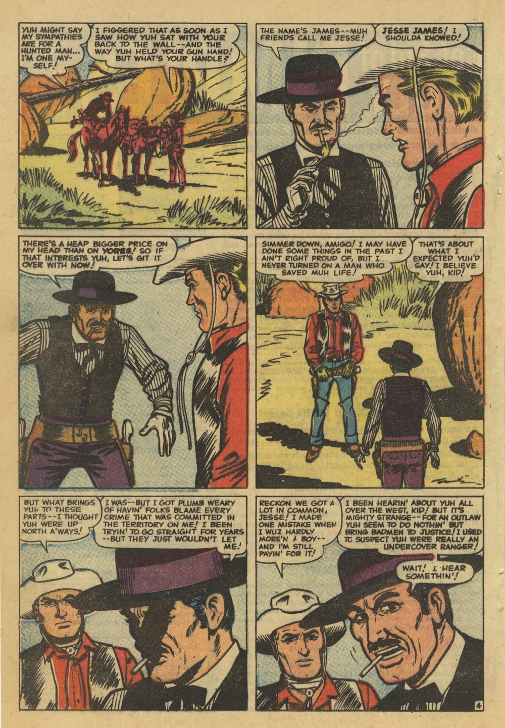 Kid Colt Outlaw issue 82 - Page 20