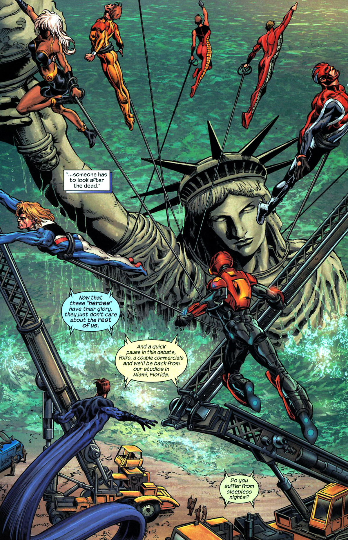 Read online Ultimates 2 comic -  Issue # _Annual 2 - 5