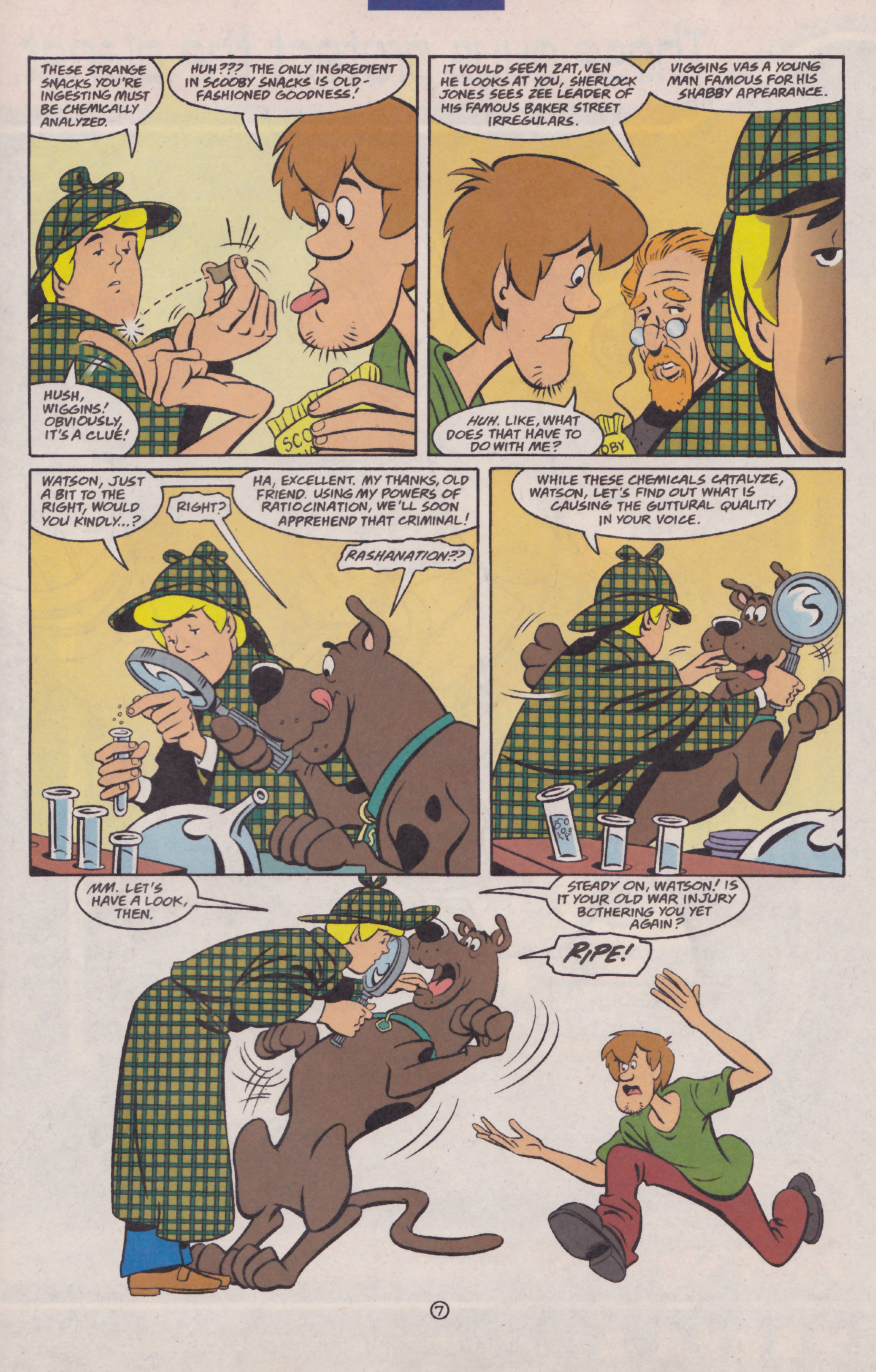 Read online Scooby-Doo (1997) comic -  Issue #30 - 8
