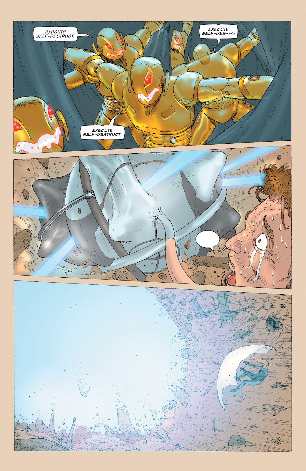 Read online Age of Ultron Companion comic -  Issue # TPB (Part 1) - 64