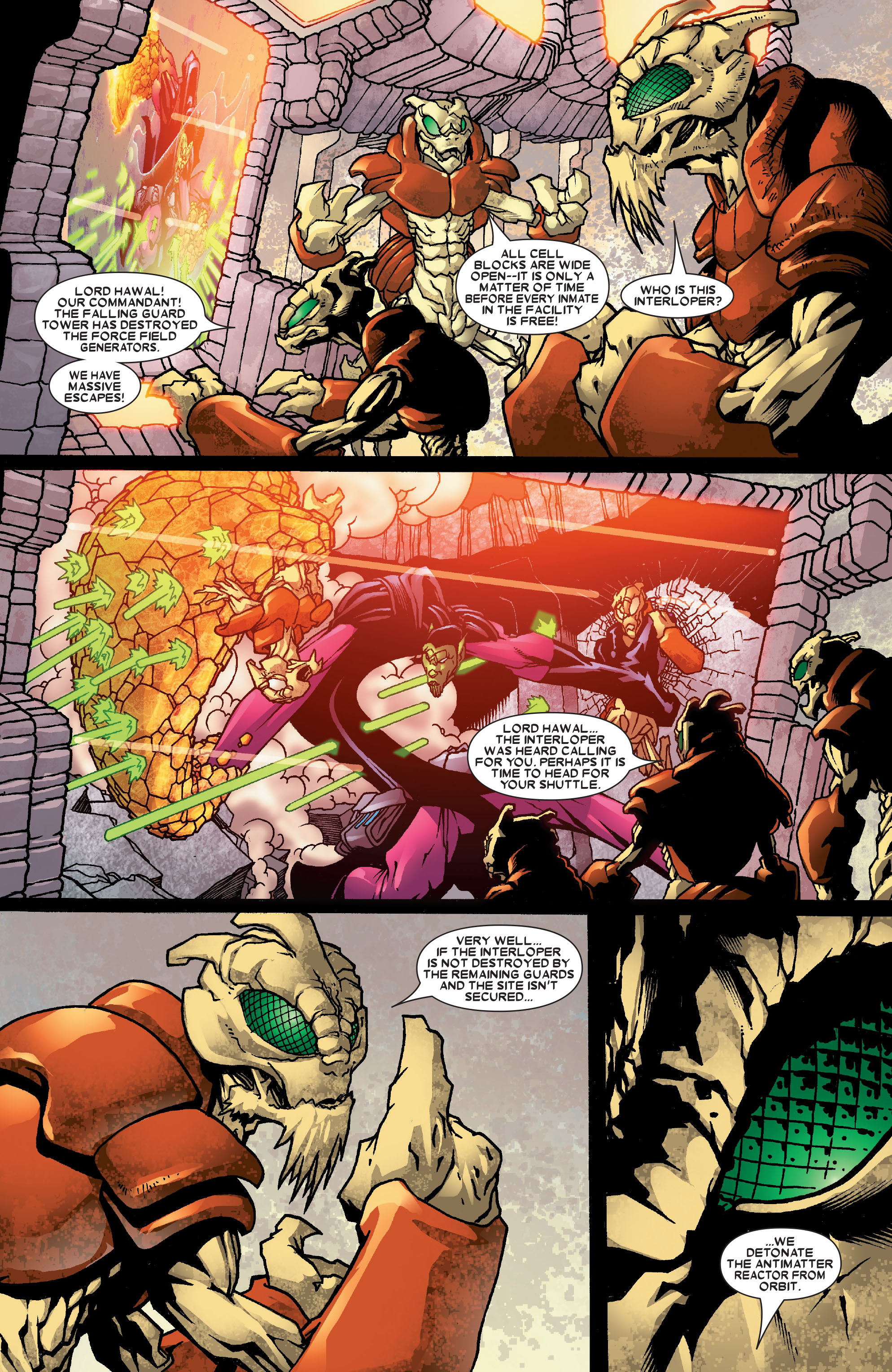 Read online Annihilation: Super-Skrull comic -  Issue #2 - 14