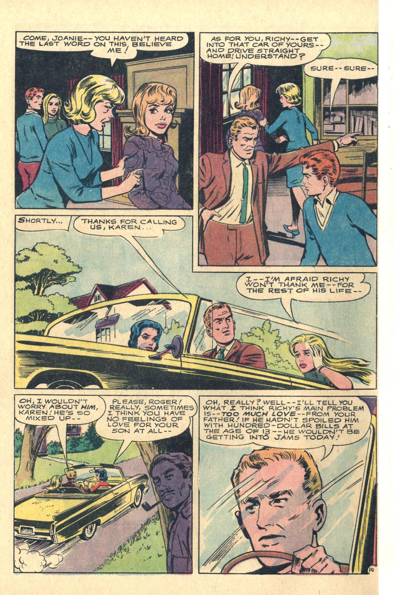 Read online Secret Hearts comic -  Issue #116 - 28