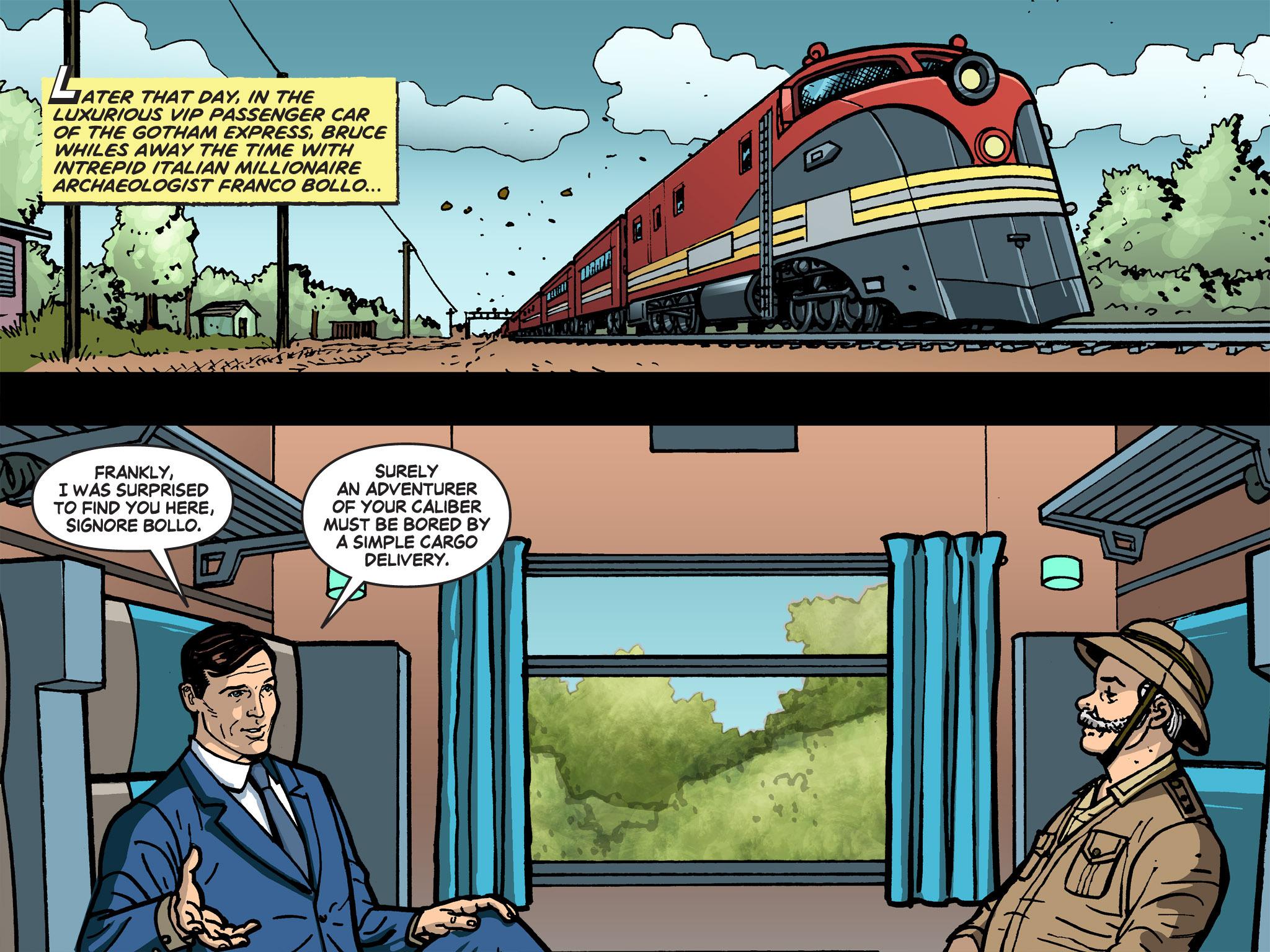 Read online Batman '66 Meets the Green Hornet [II] comic -  Issue #1 - 34