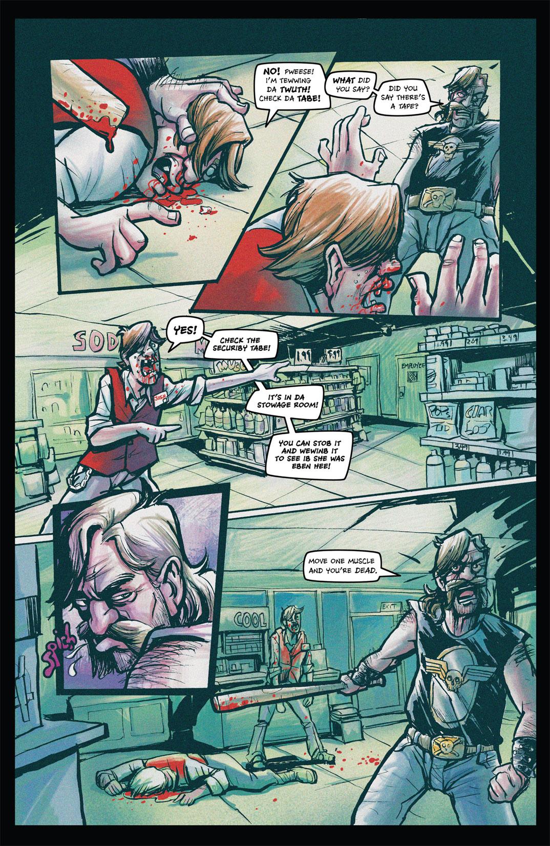 Read online Nightmare World comic -  Issue # Vol. 1 Thirteen Tales of Terror - 31