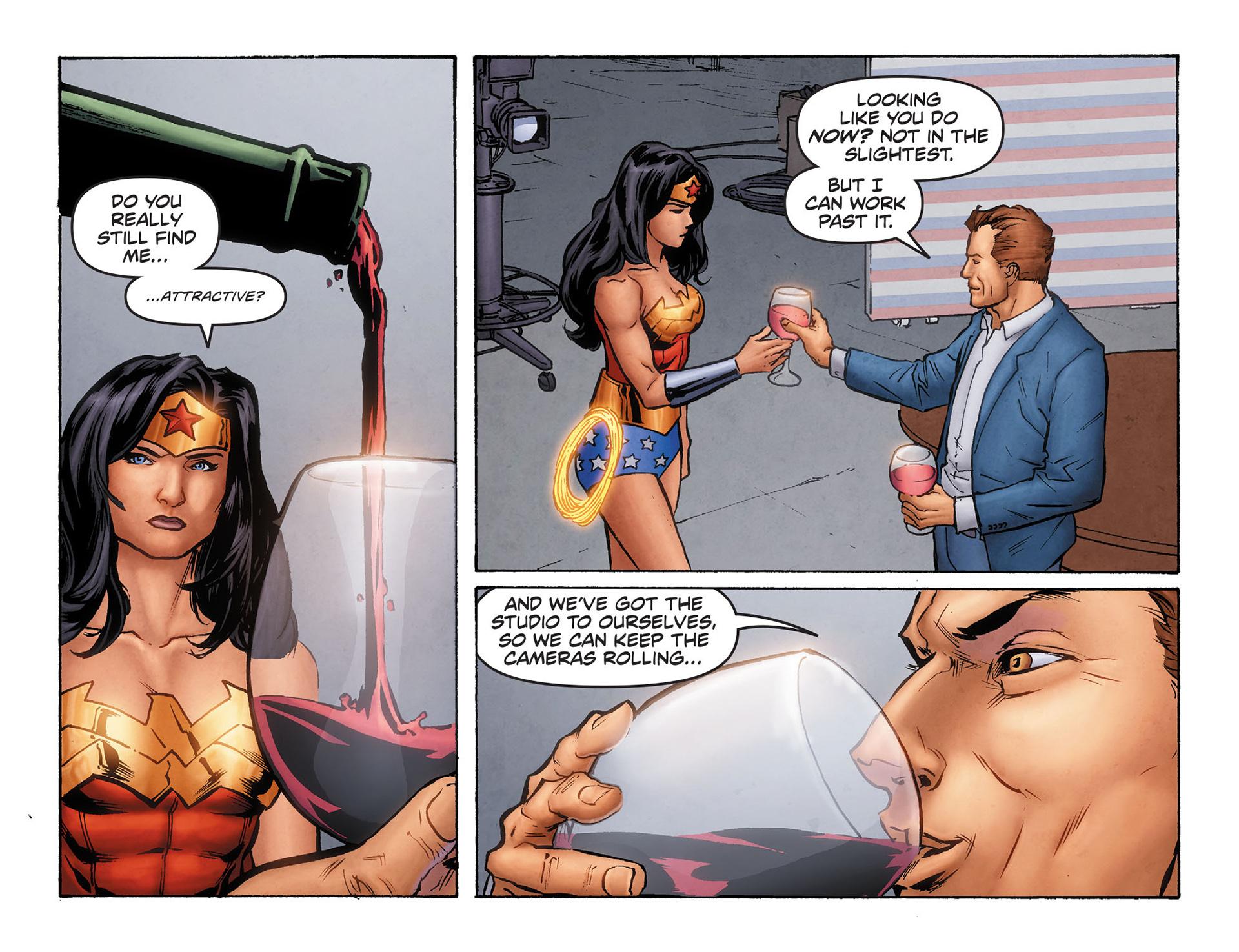 Read online Sensation Comics Featuring Wonder Woman comic -  Issue #6 - 16