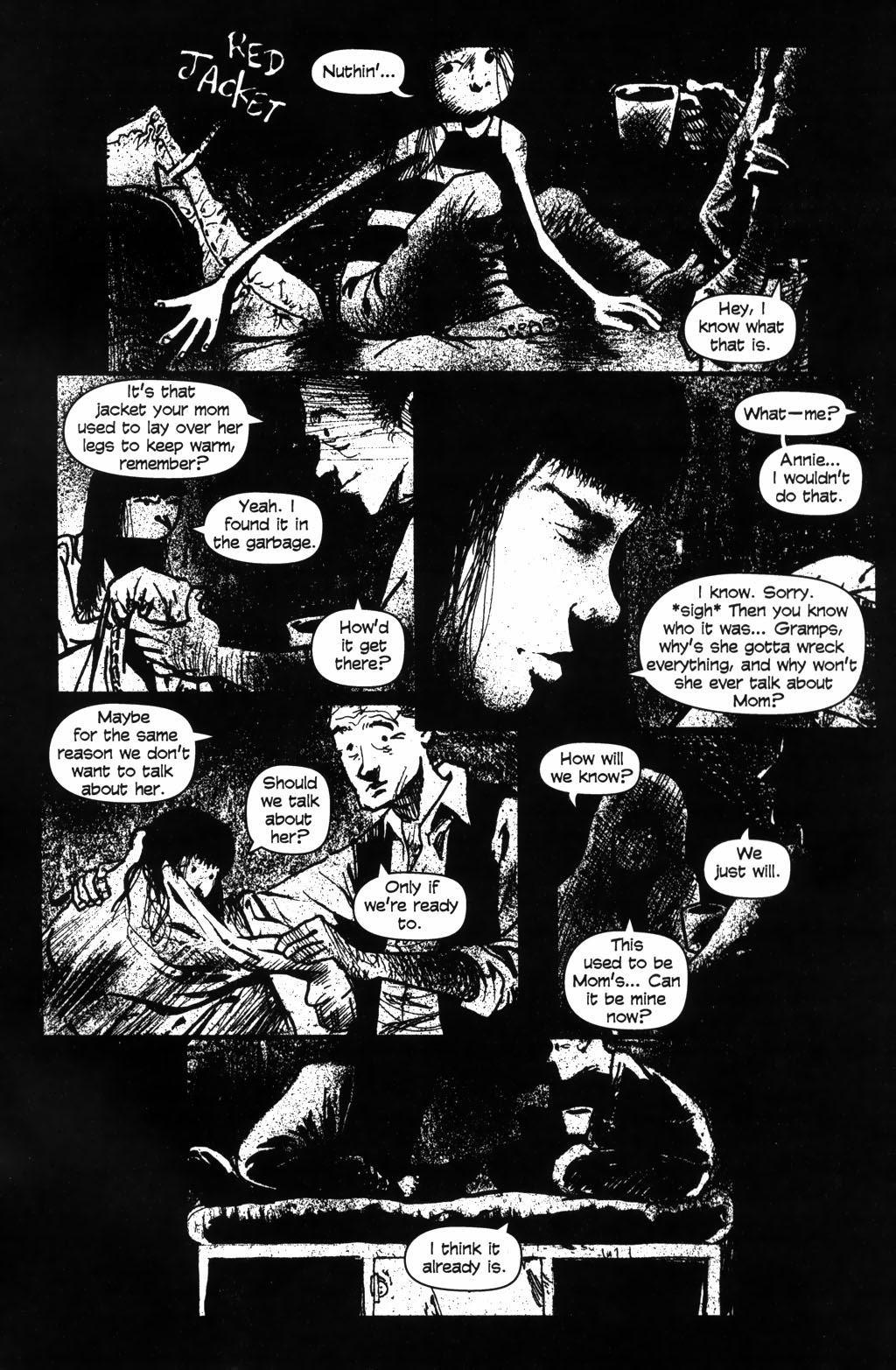 Read online Ojo comic -  Issue #2 - 21