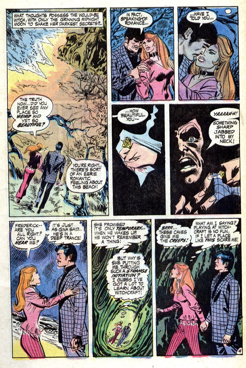 The Witching Hour (1969) issue 17 - Page 6