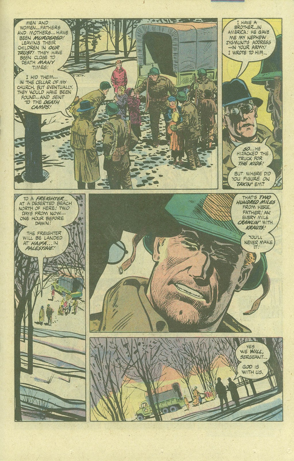 Sgt. Rock issue Annual 3 - Page 26