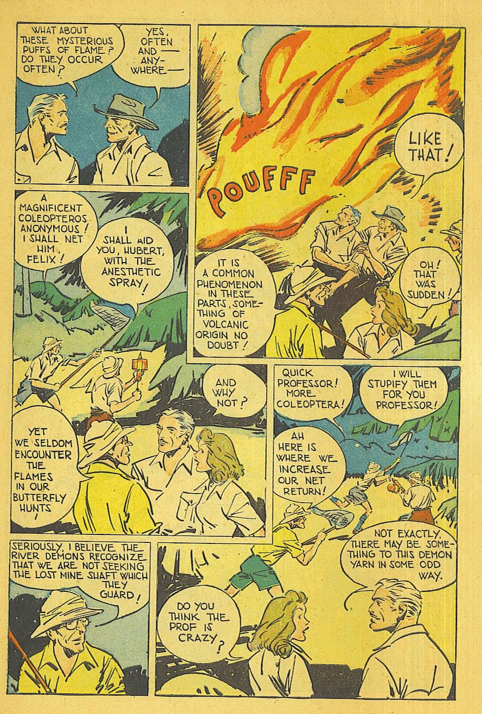Read online Super-Magician Comics comic -  Issue #39 - 6