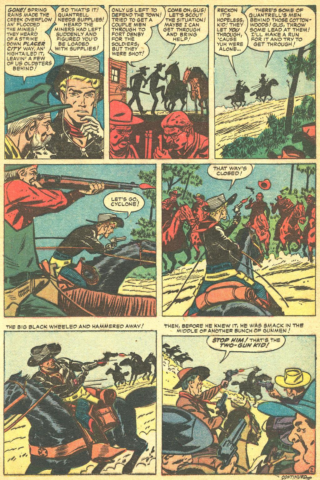 Read online Two-Gun Kid comic -  Issue #34 - 17