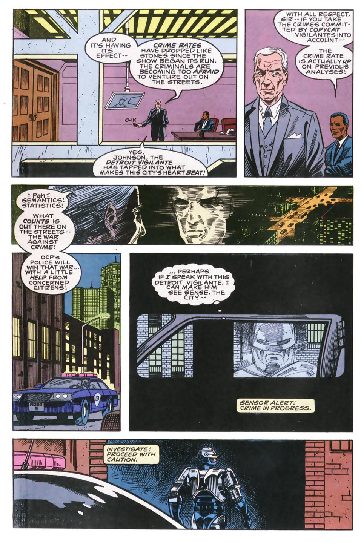 Read online Robocop (1990) comic -  Issue #9 - 14