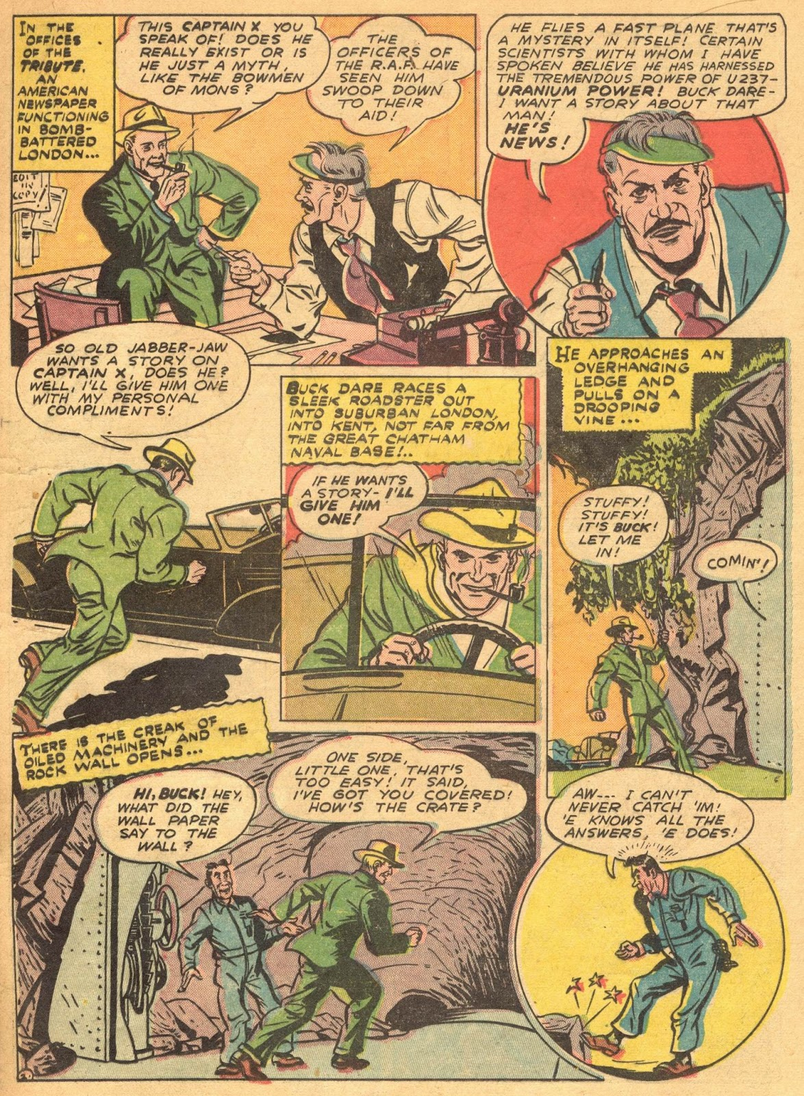 Star Spangled Comics (1941) issue 1 - Page 25