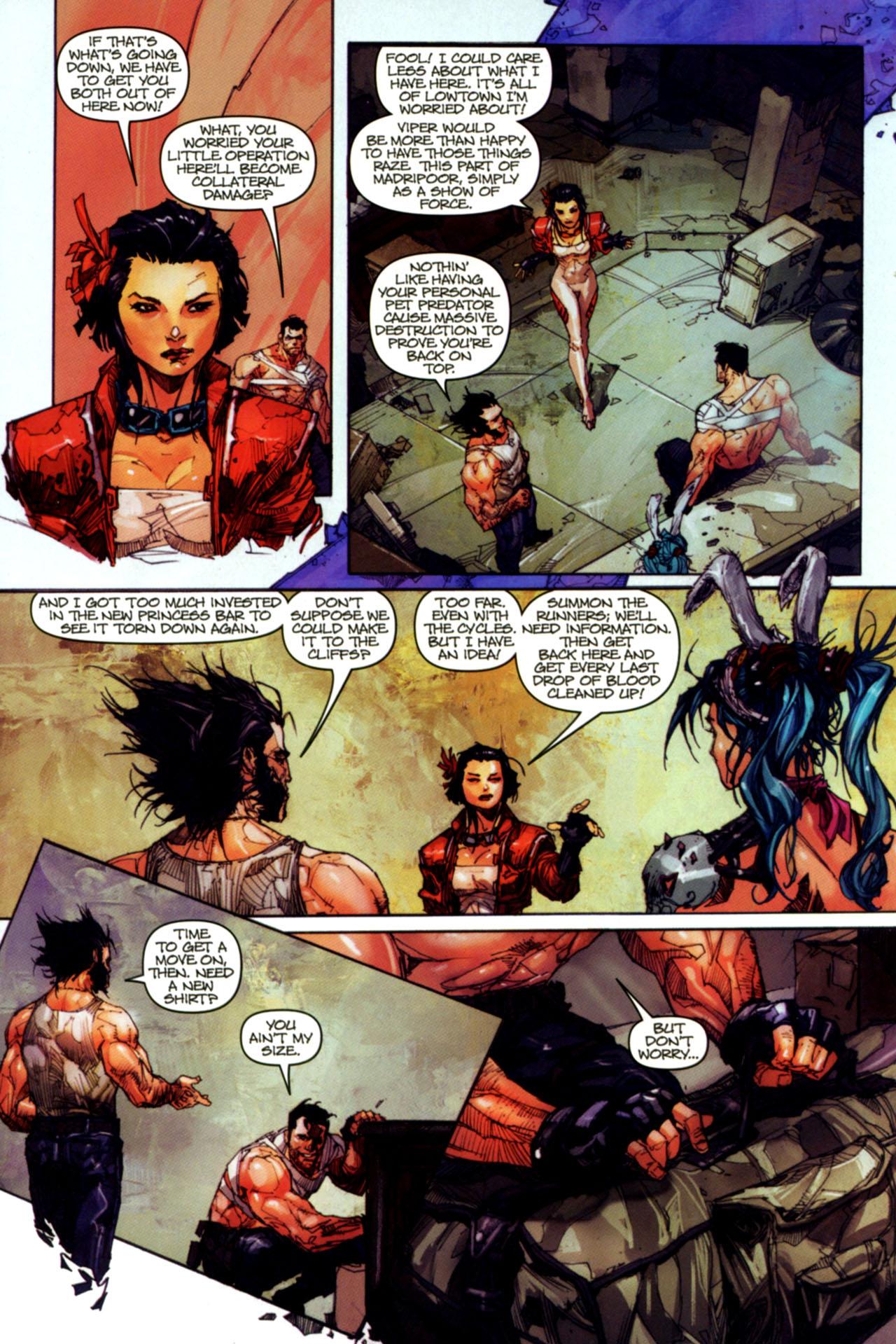 Read online Astonishing Tales (2009) comic -  Issue #4 - 5