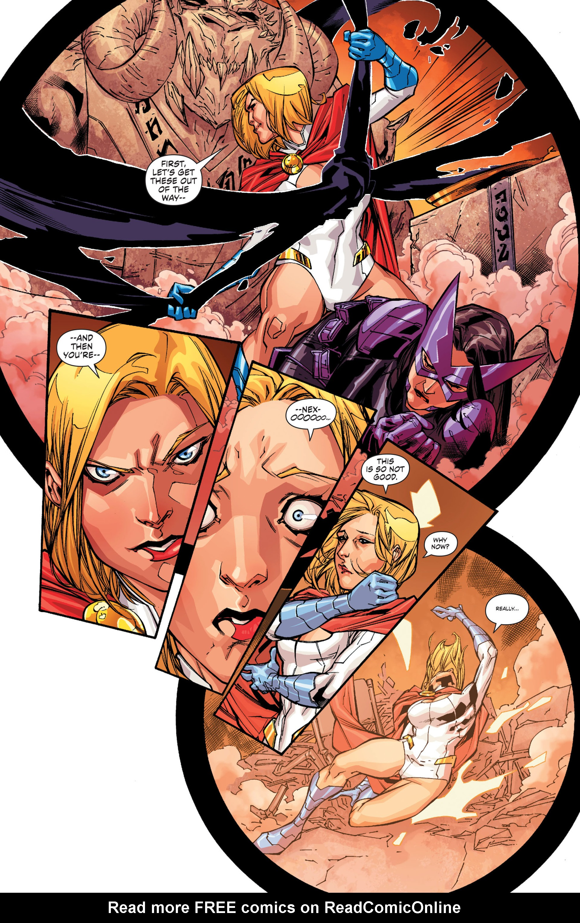 Read online Worlds' Finest comic -  Issue #18 - 16