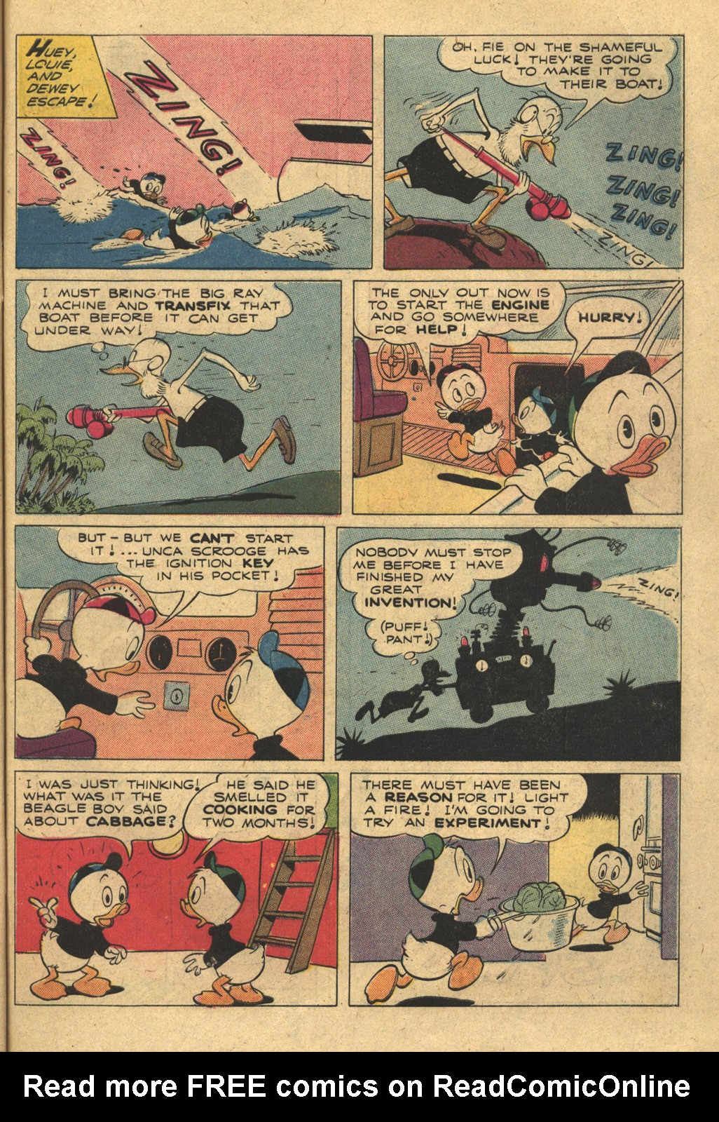 Read online Uncle Scrooge (1953) comic -  Issue #111 - 27