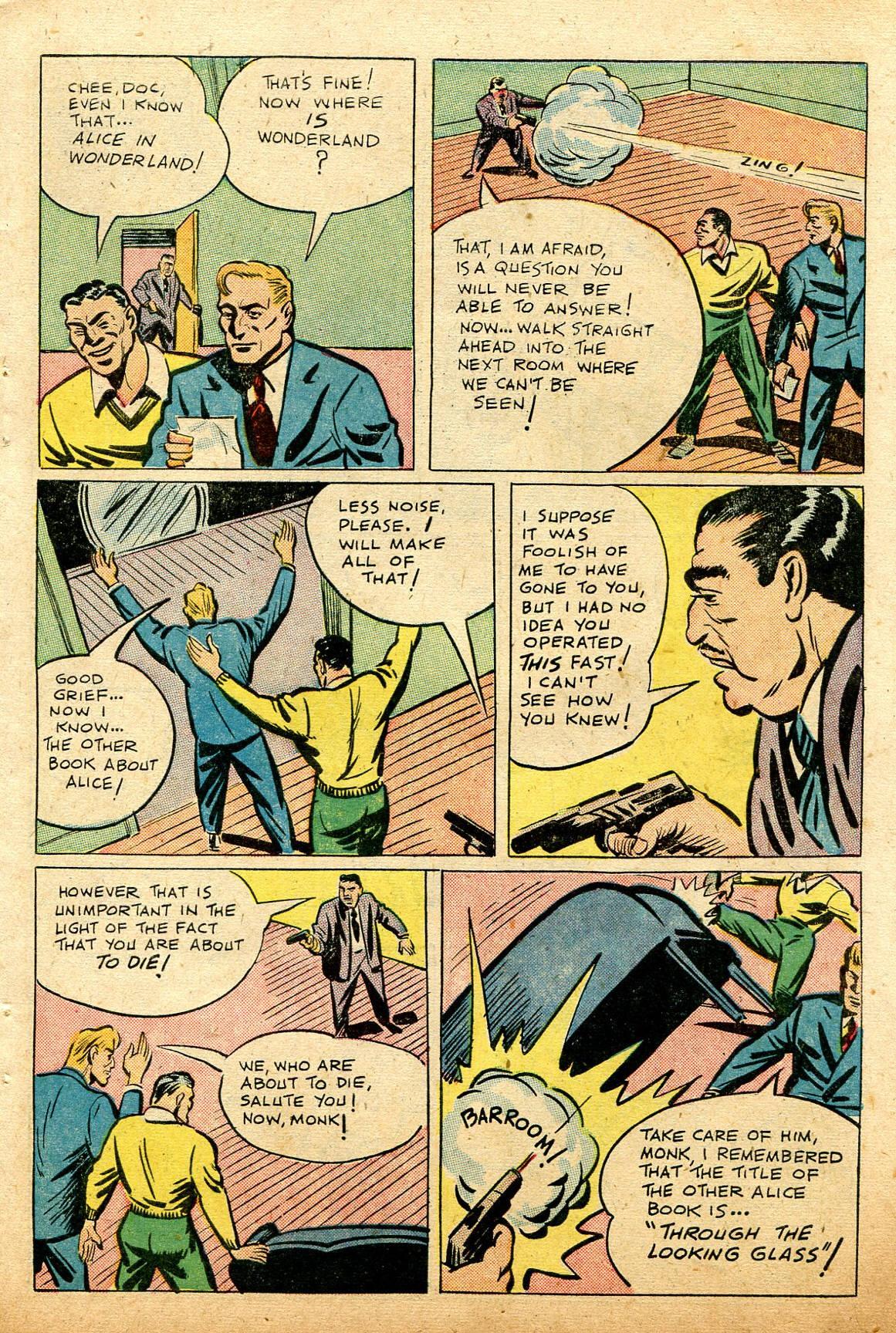 Read online Shadow Comics comic -  Issue #74 - 41