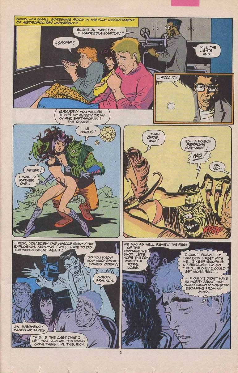 Read online Sleepwalker comic -  Issue #3 - 4