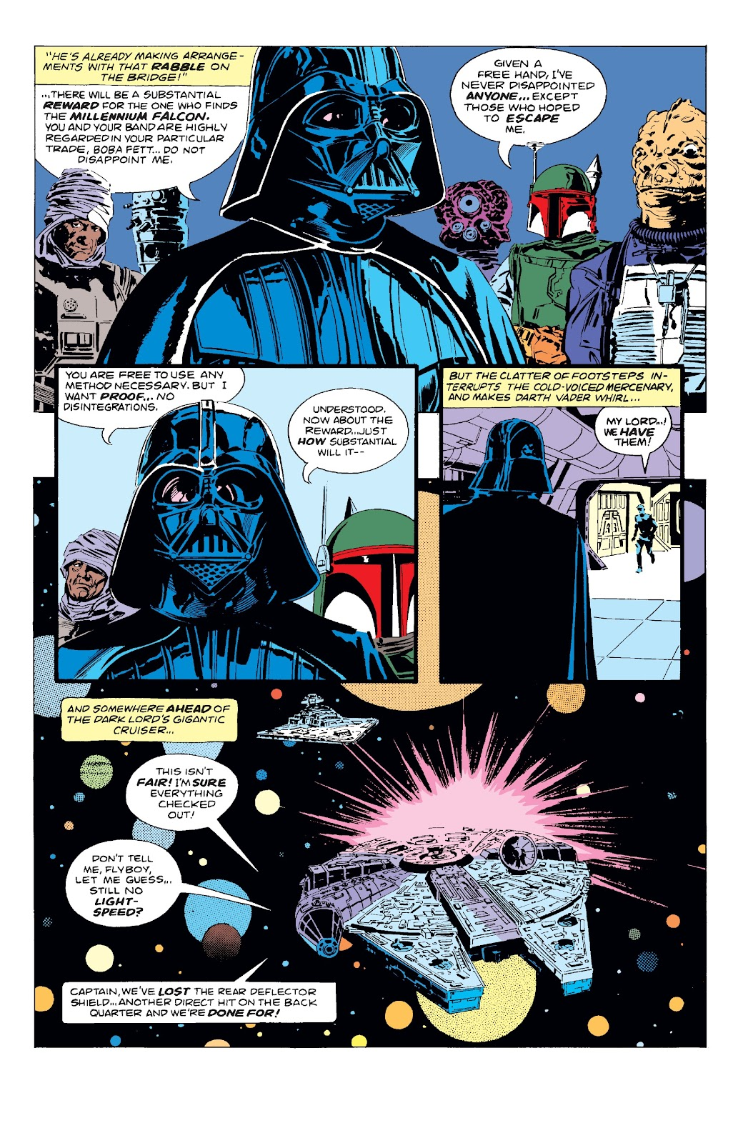 Read online Star Wars Legends: The Original Marvel Years - Epic Collection comic -  Issue # TPB 3 (Part 1) - 73