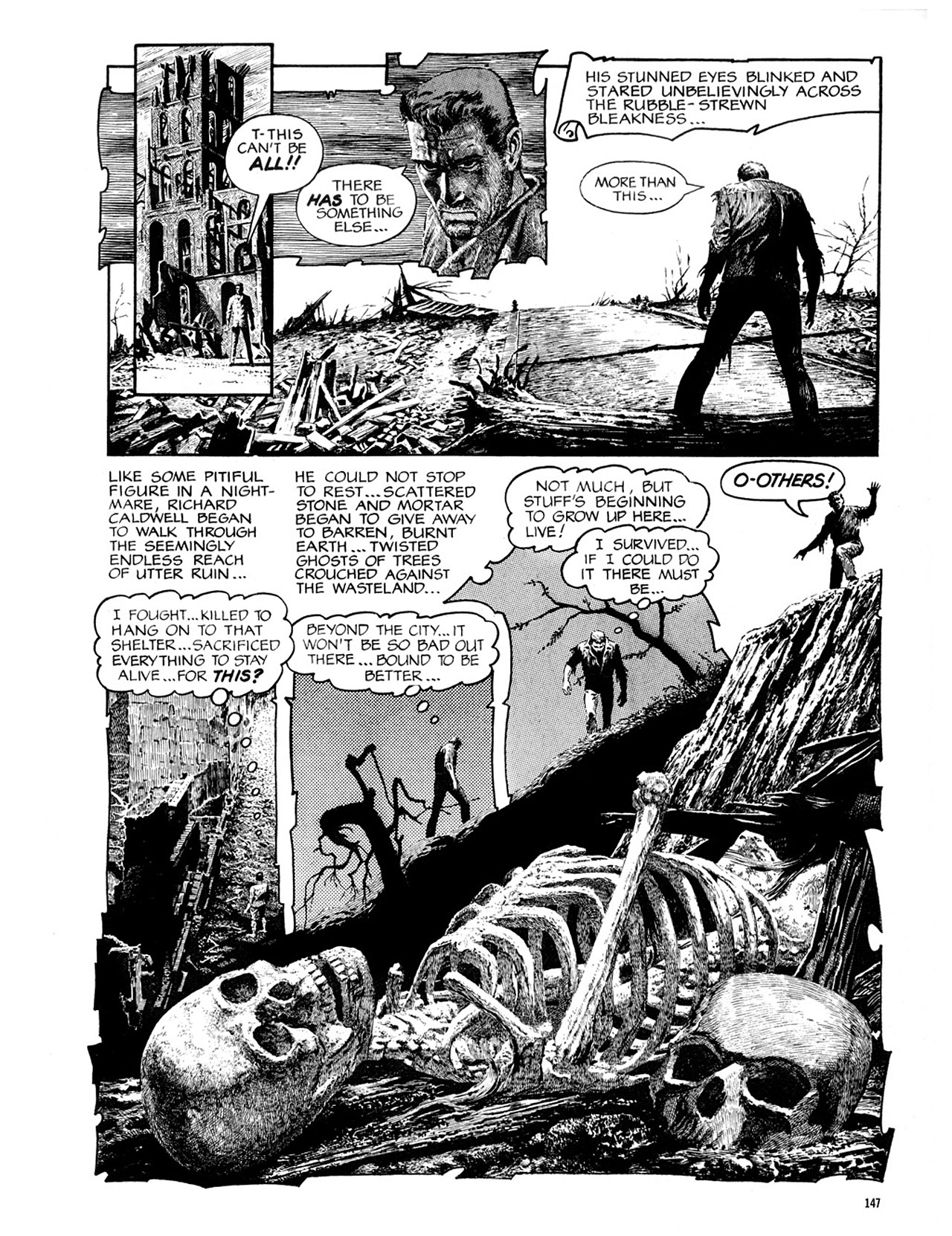 Read online Eerie Archives comic -  Issue # TPB 2 - 148