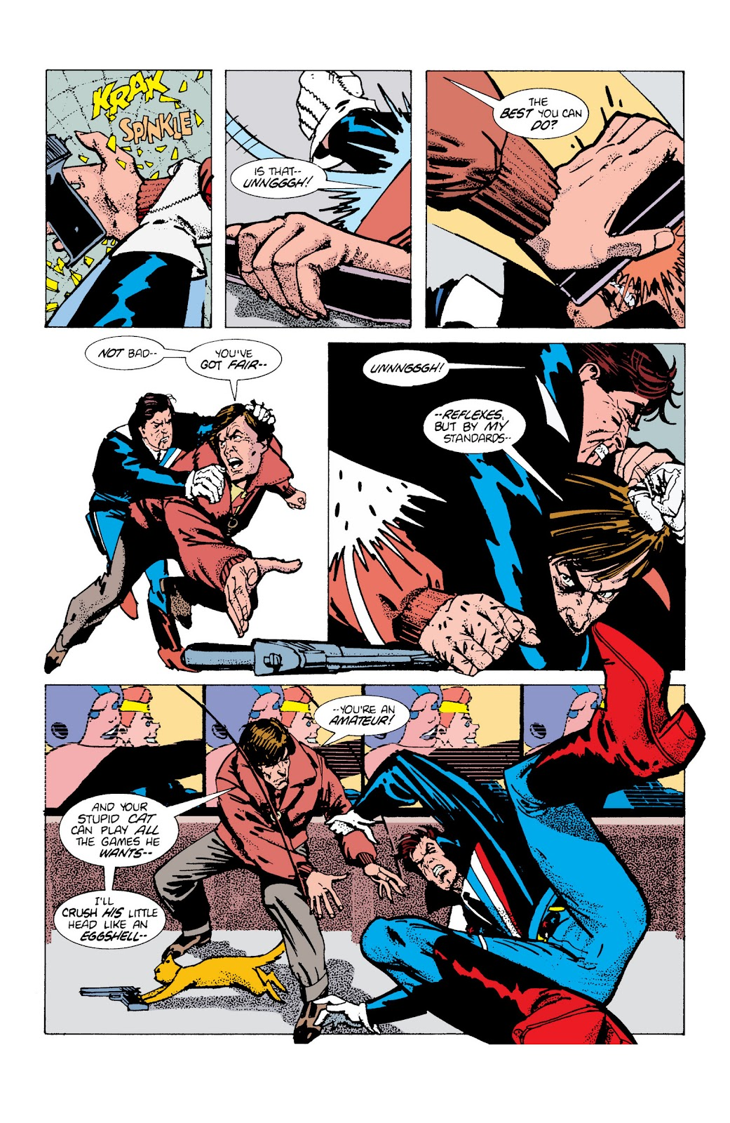 American Flagg! issue Definitive Collection (Part 2) - Page 8
