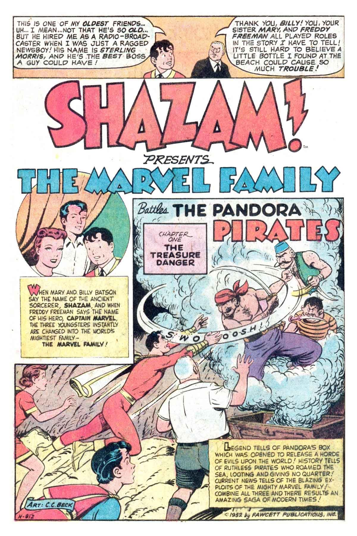 Read online Shazam! (1973) comic -  Issue #13 - 55