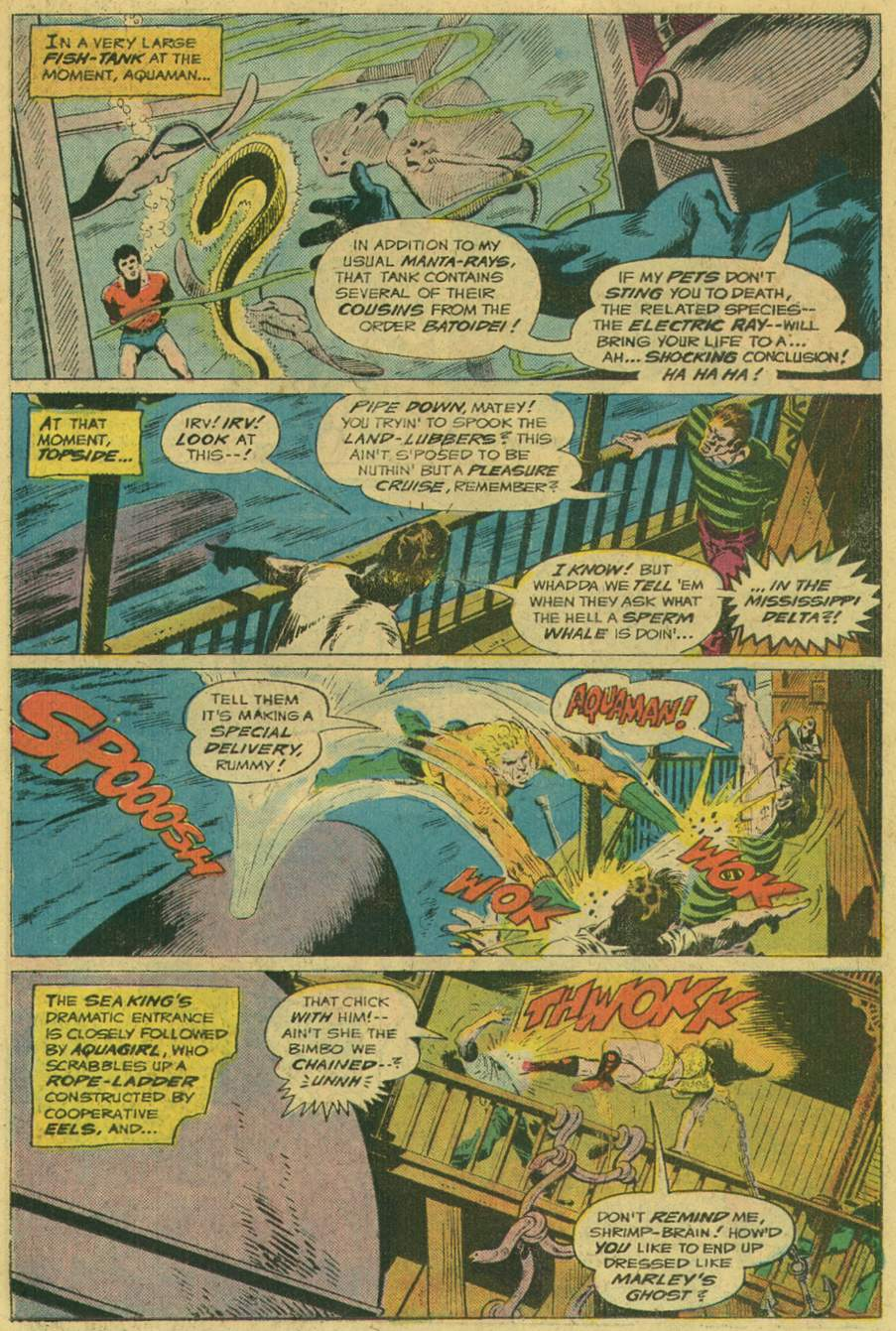 Read online Adventure Comics (1938) comic -  Issue #446 - 11