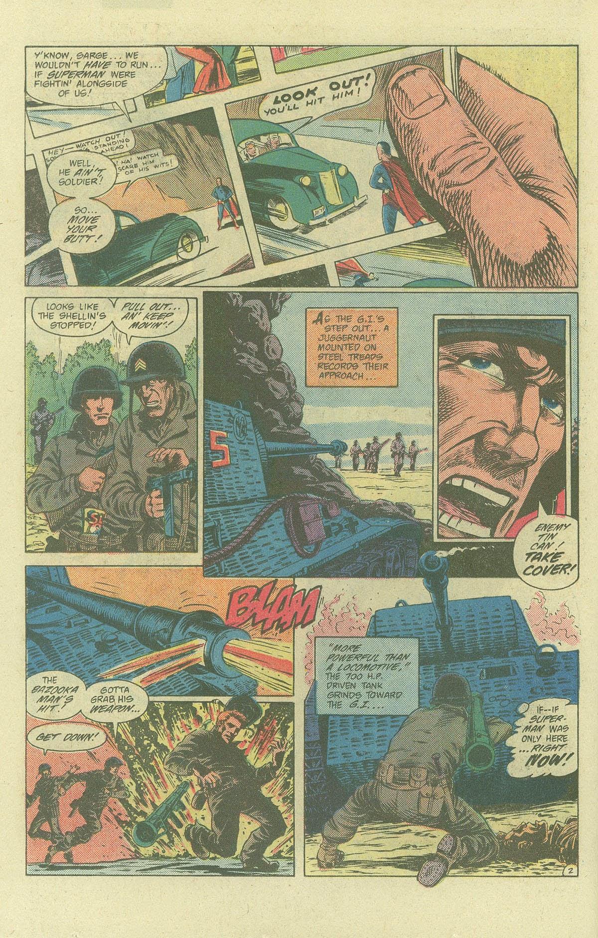 Read online Sgt. Rock comic -  Issue #400 - 25
