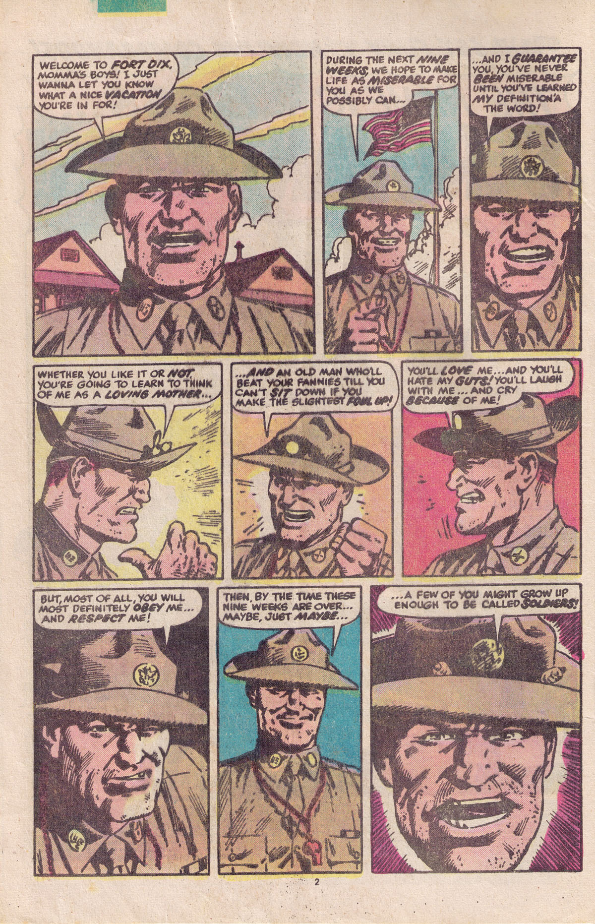 Read online Sgt. Fury comic -  Issue #158 - 4