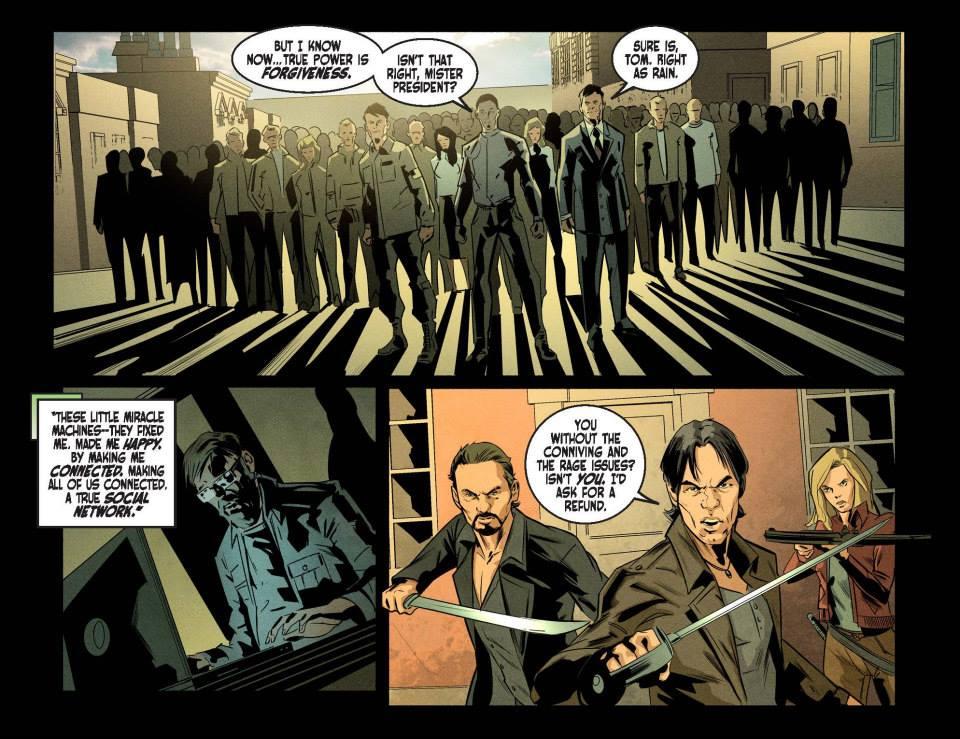 Read online Revolution (2015) comic -  Issue #2 - 20