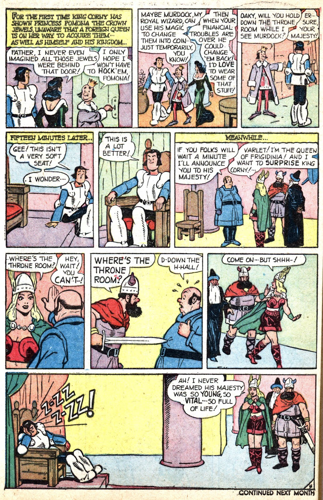 Read online Famous Funnies comic -  Issue #184 - 42