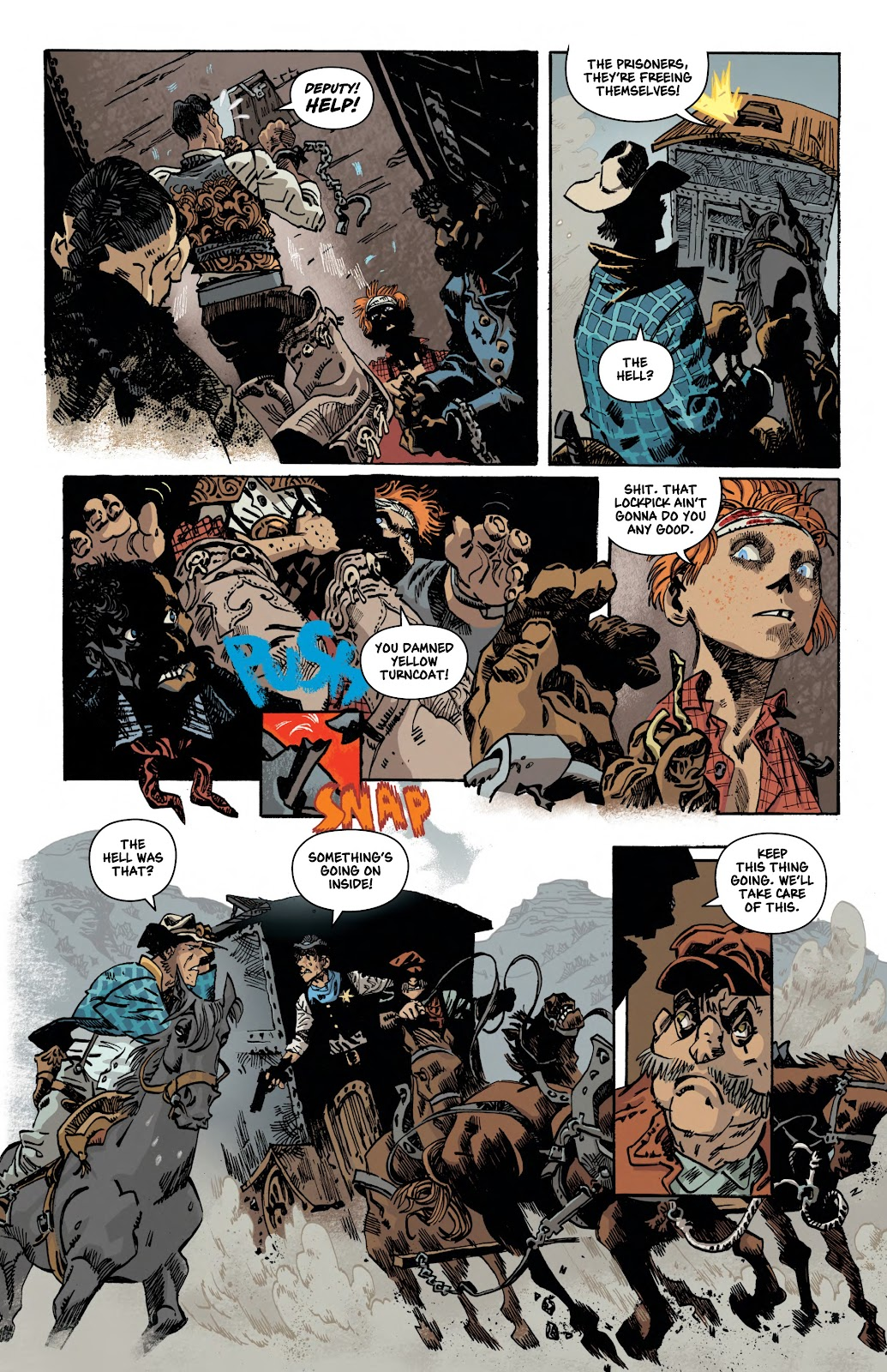 Read online The Seven Deadly Sins comic -  Issue # TPB (Part 1) - 33