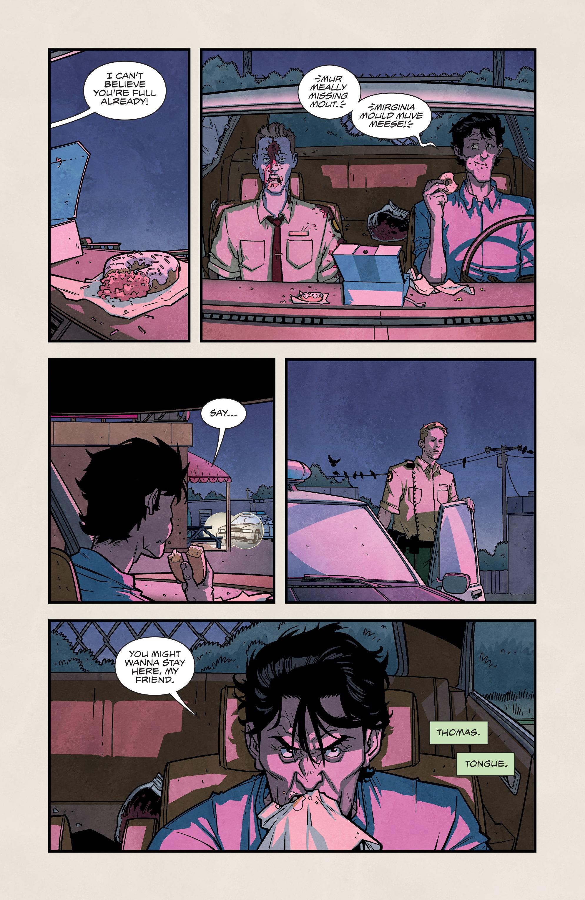 Read online Plastic comic -  Issue #2 - 20