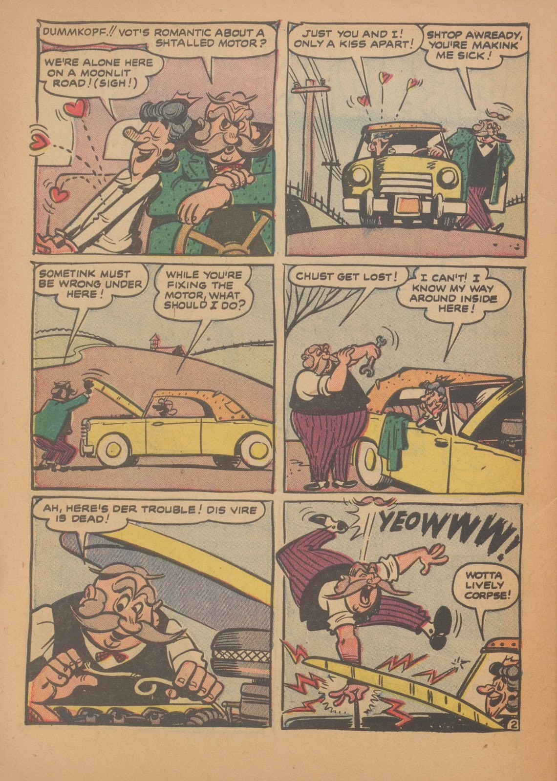Read online Nellie The Nurse (1945) comic -  Issue #35 - 30