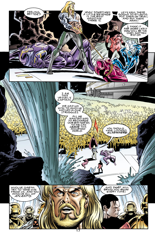Read online Aquaman (1994) comic -  Issue #75 - 17
