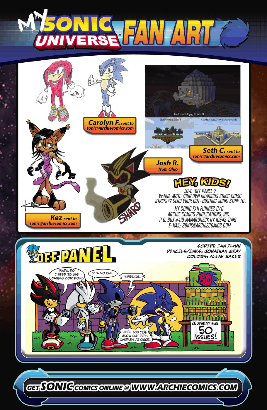 Read online Sonic Universe comic -  Issue #50 - 38