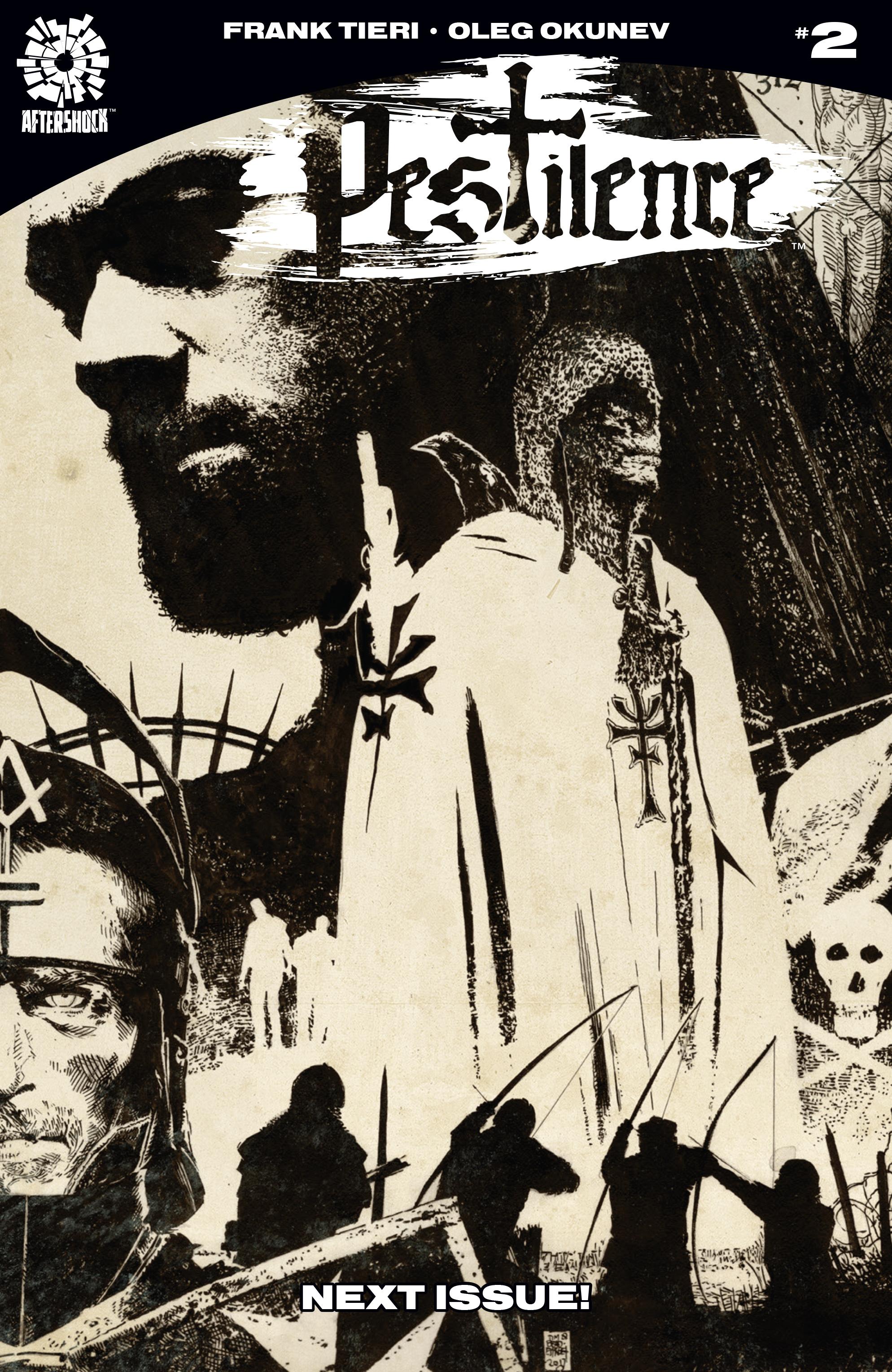 Read online Pestilence comic -  Issue #1 - 24