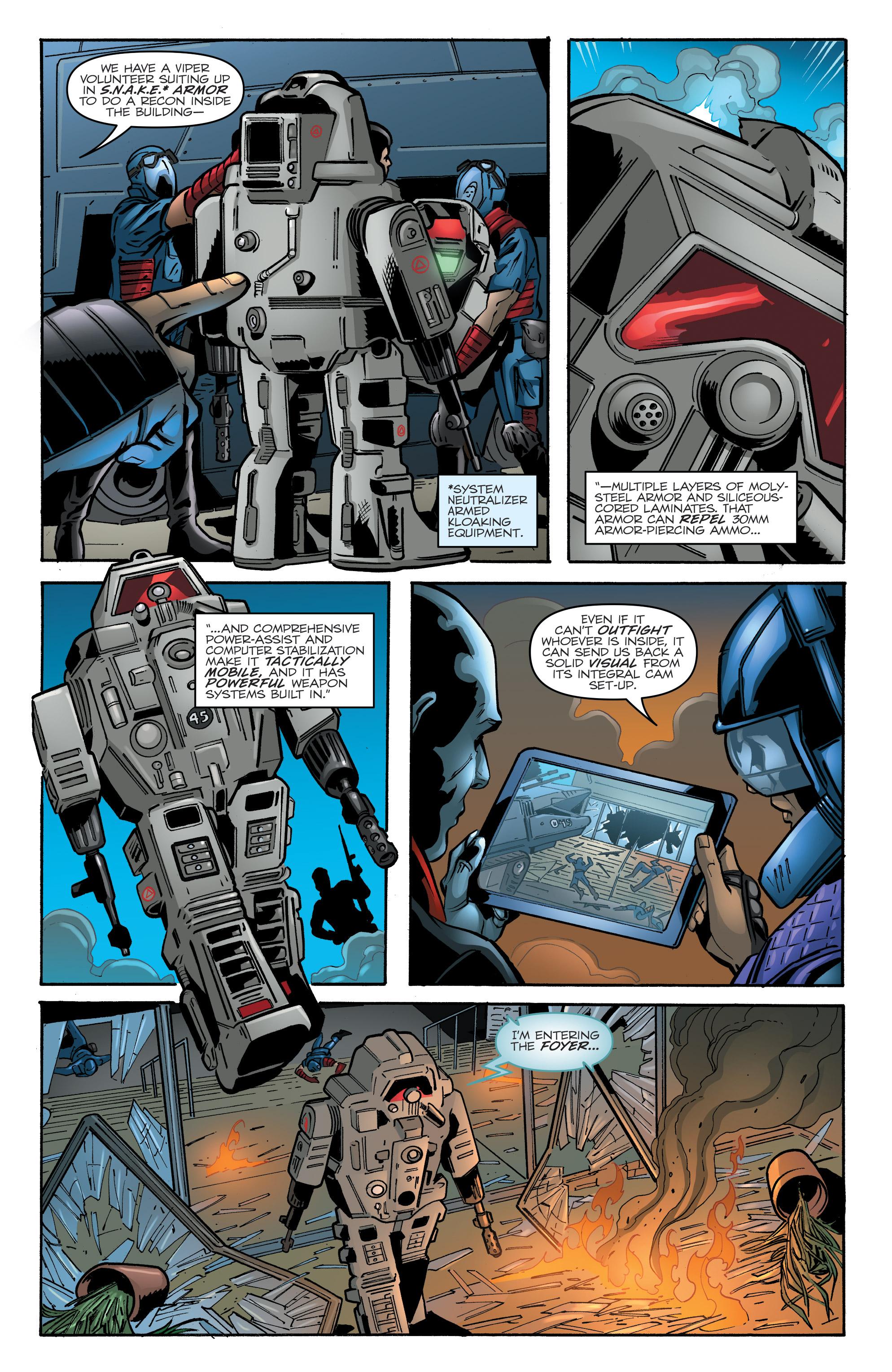 Read online G.I. Joe: A Real American Hero comic -  Issue #240 - 5