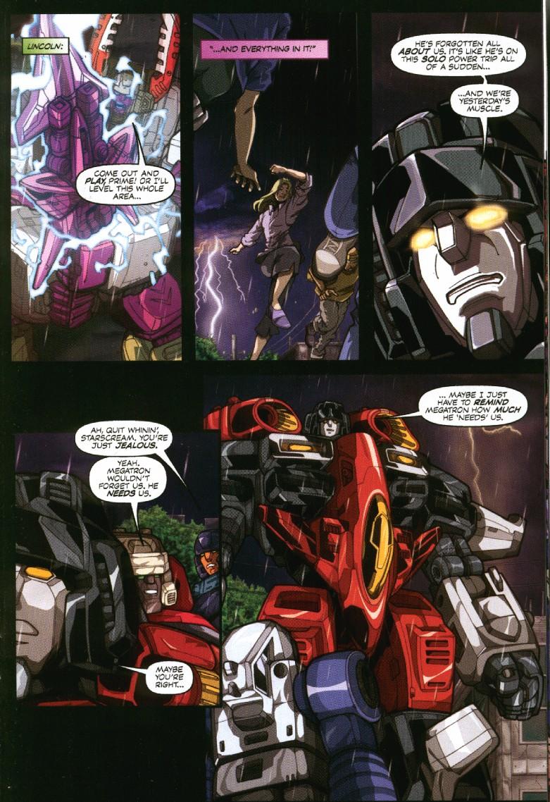 Read online Transformers Armada comic -  Issue #7 - 15