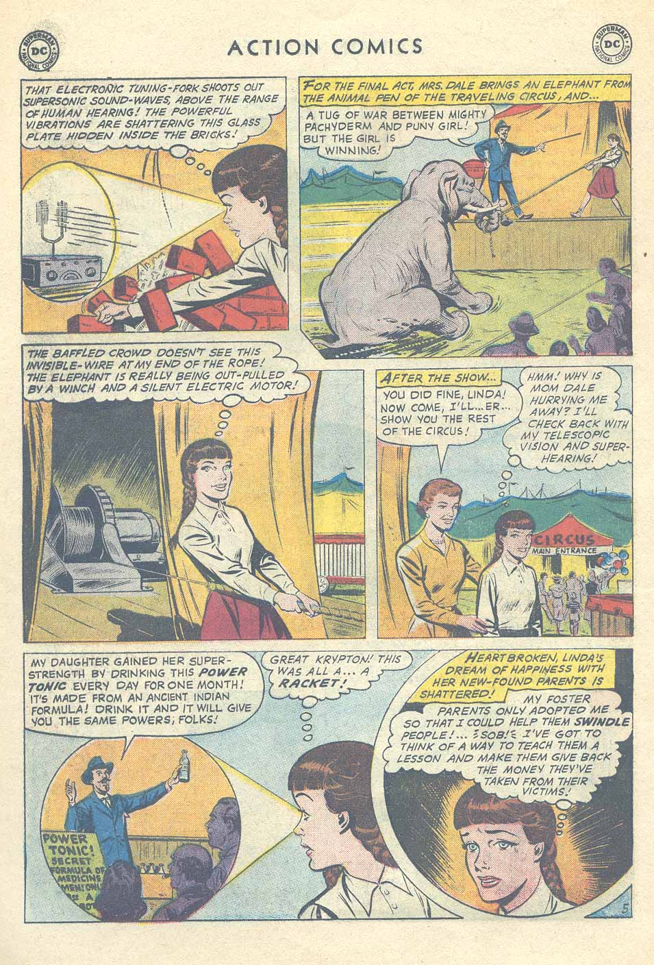 Action Comics (1938) 254 Page 29