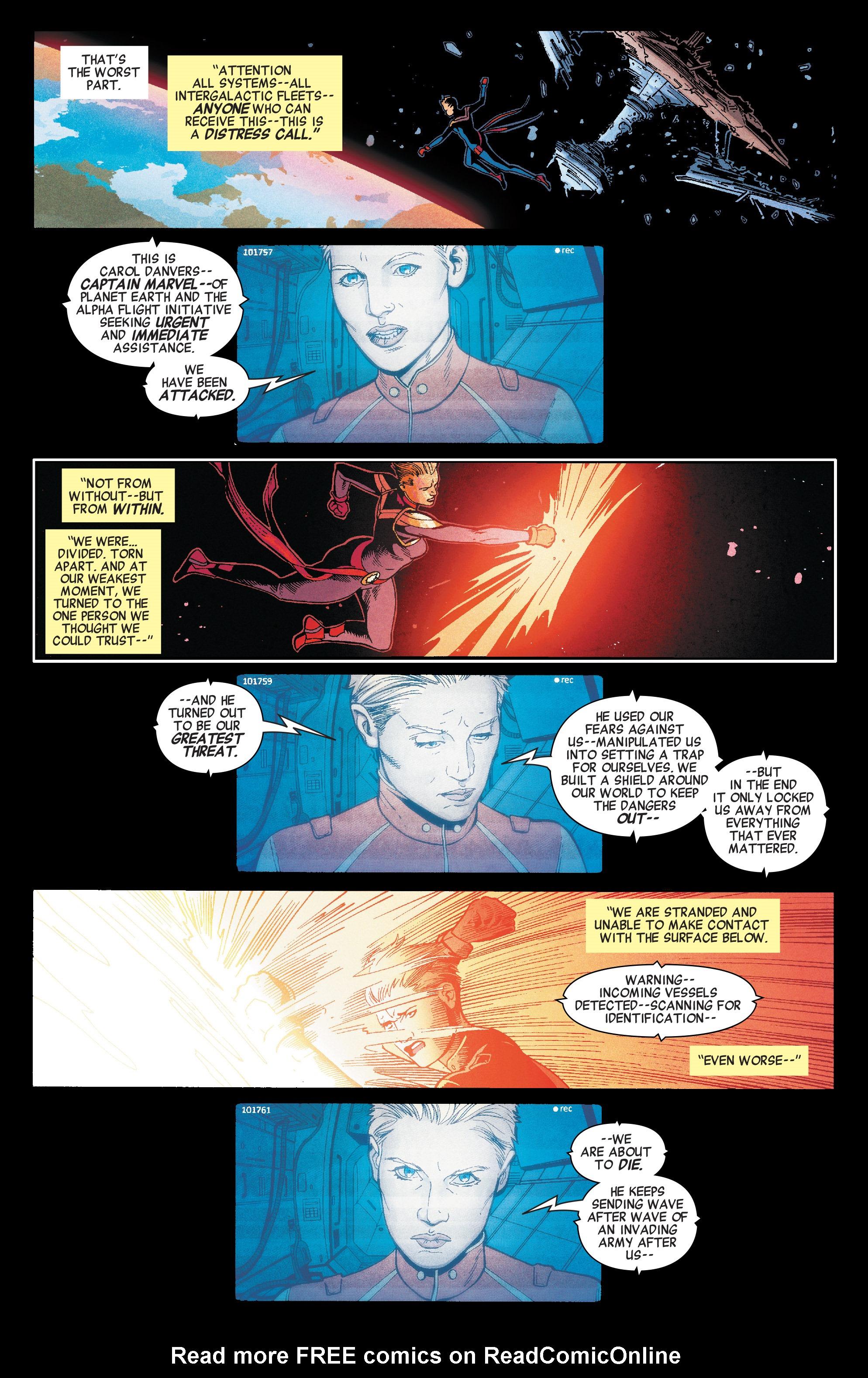 Read online Secret Empire comic -  Issue #1 - 7