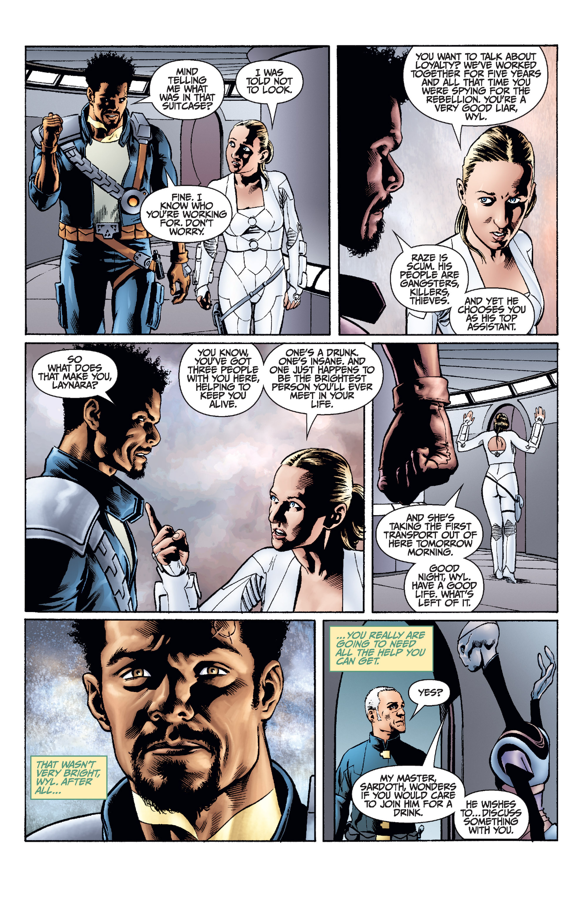 Read online Star Wars Omnibus comic -  Issue # Vol. 20 - 229