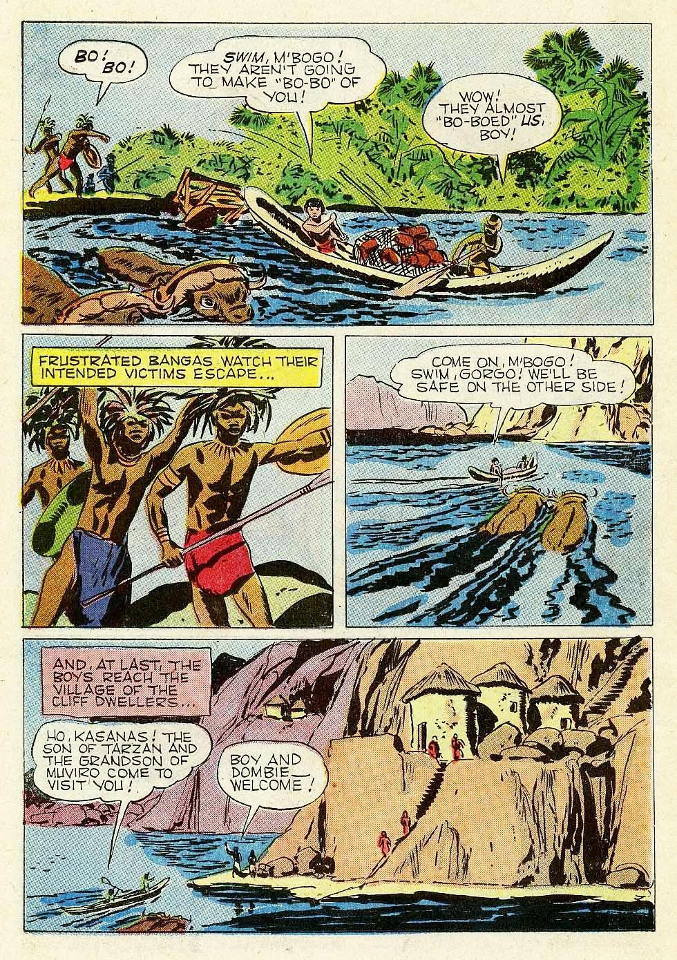 Tarzan (1948) issue 122 - Page 22