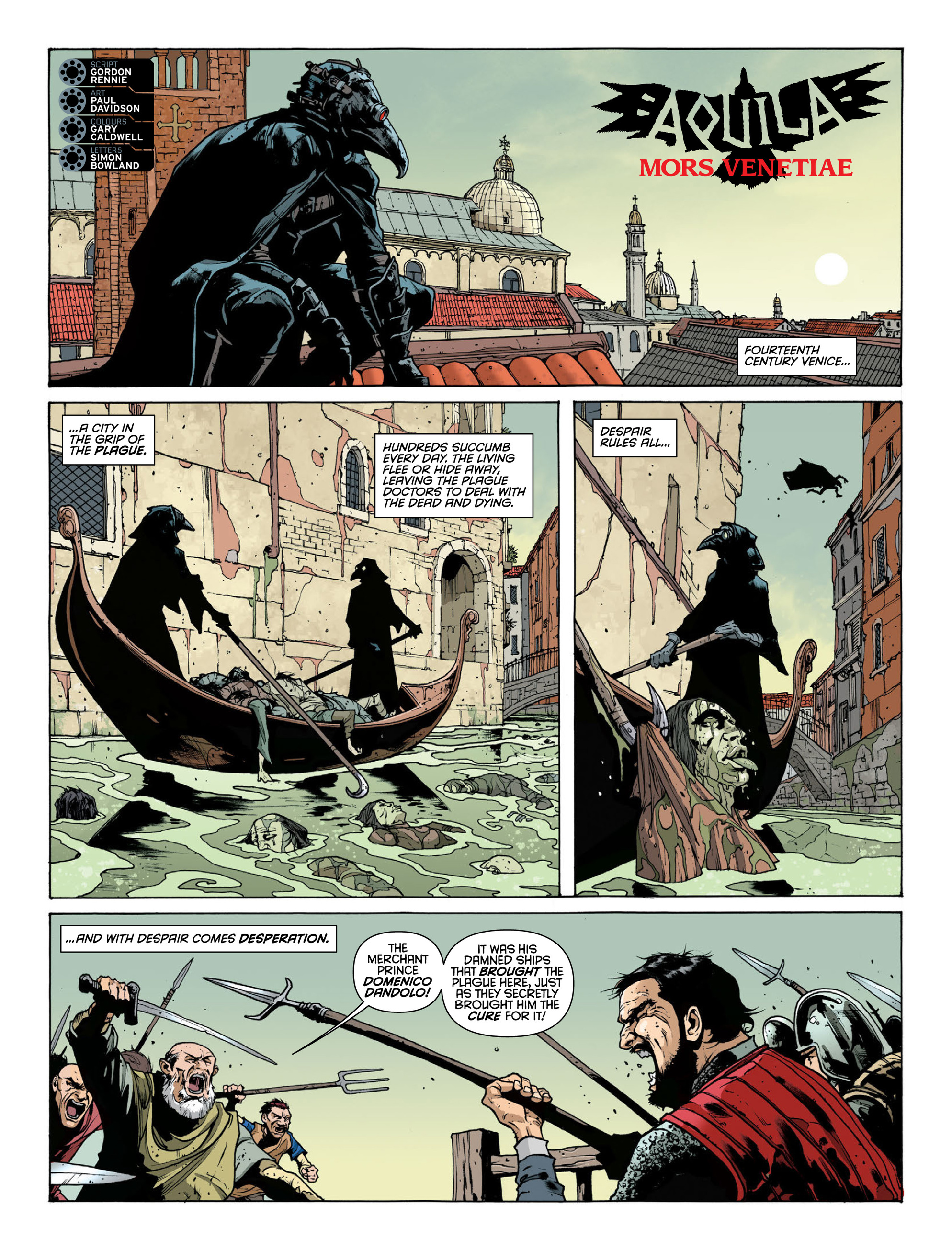 Read online 2000 AD comic -  Issue #2011 - 74