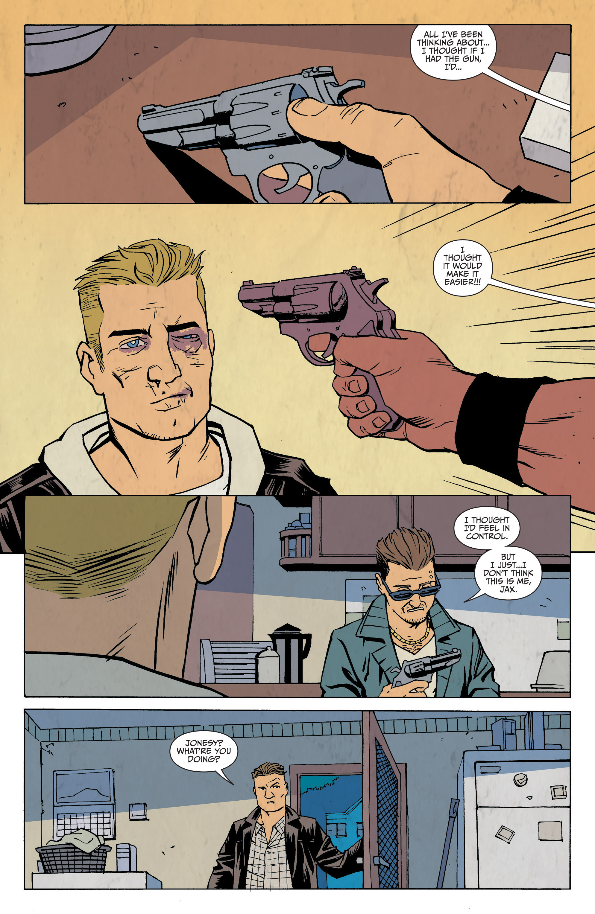 Read online Sons of Anarchy: Redwood Original comic -  Issue #7 - 4