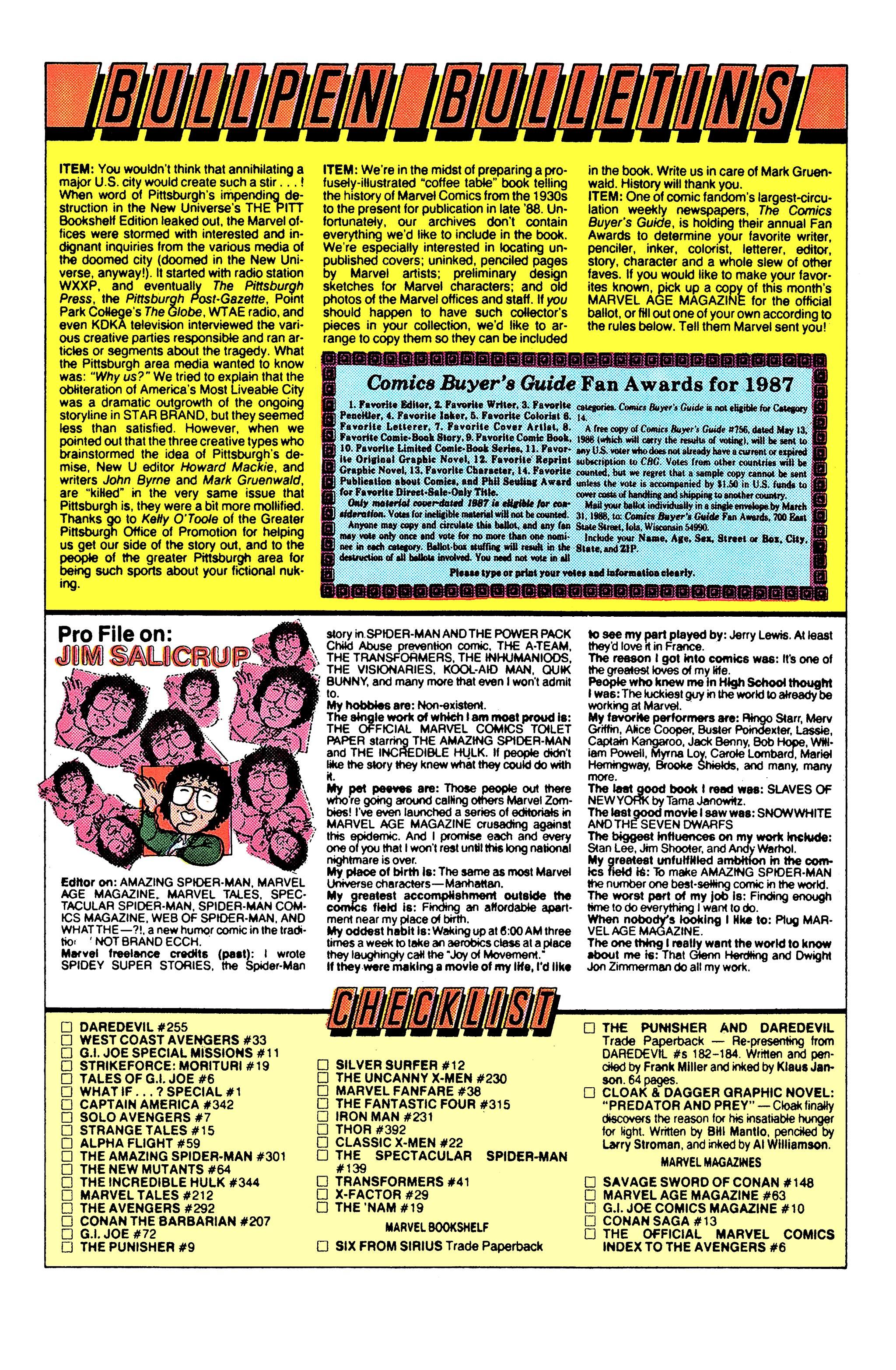 Read online Uncanny X-Men (1963) comic -  Issue #230 - 20