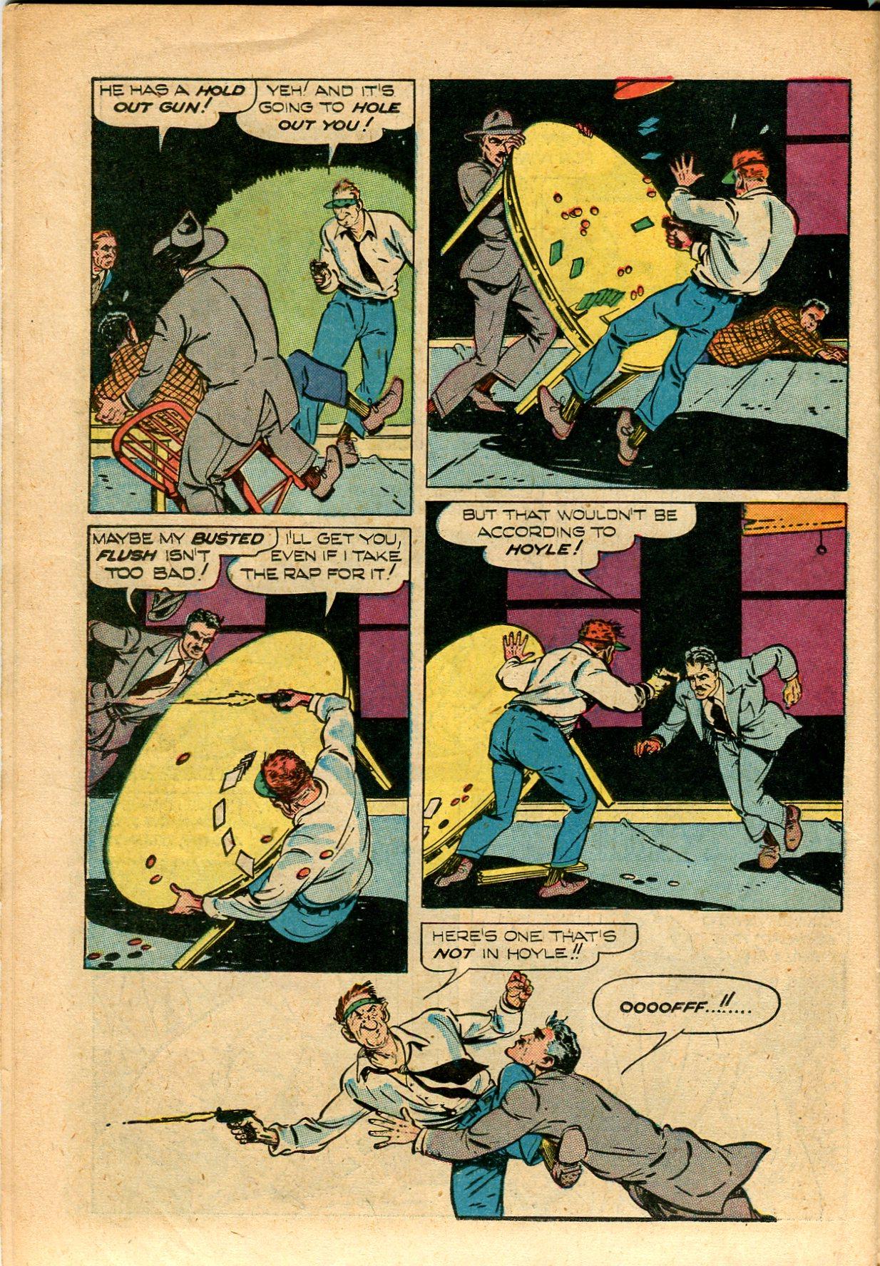 Read online Shadow Comics comic -  Issue #82 - 34