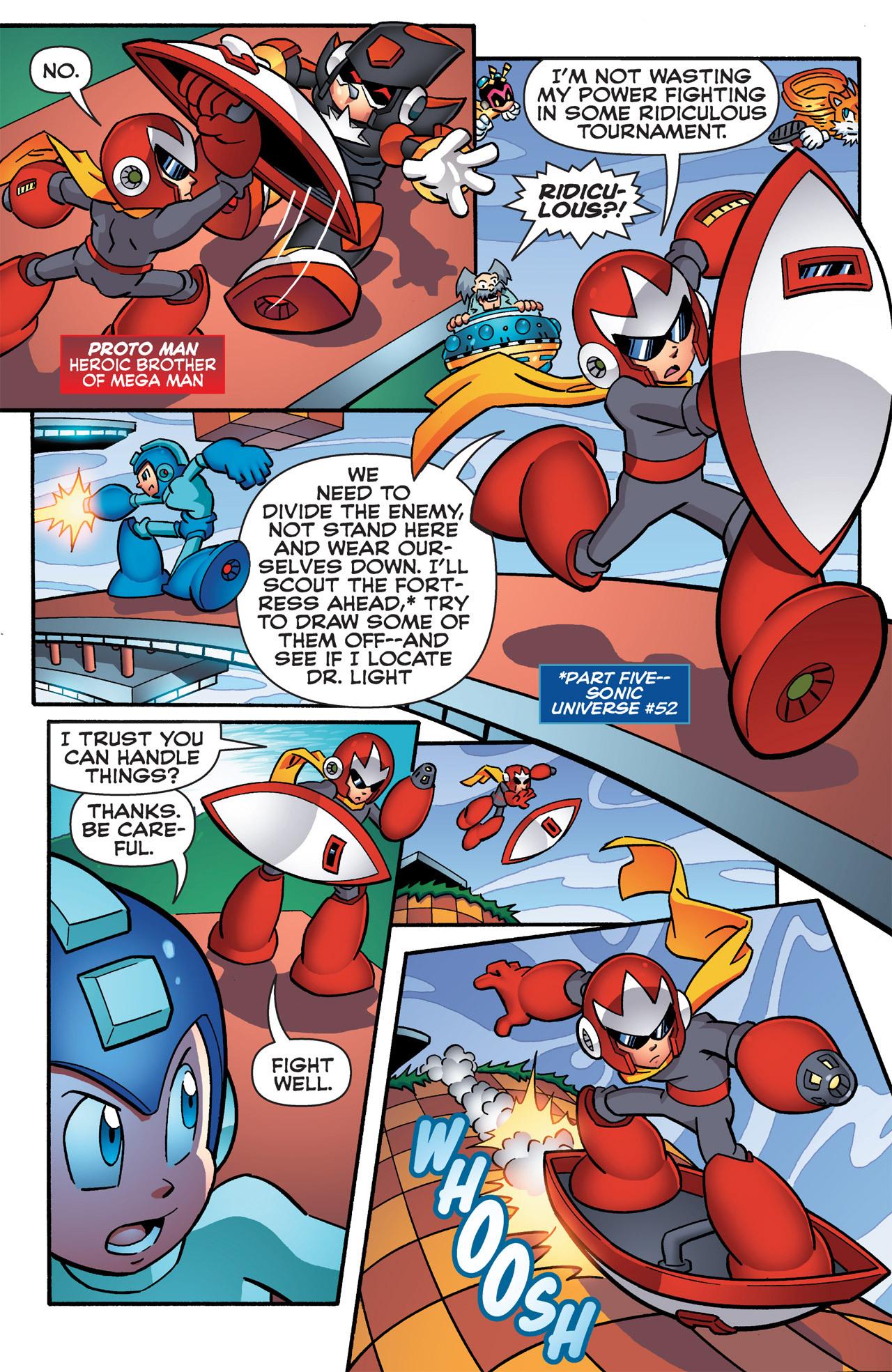 Read online Sonic Mega Man Worlds Collide comic -  Issue # Vol 2 - 39
